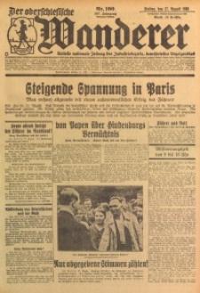 Der Oberschlesische Wanderer, 1934, Jg. 107, Nr. 190