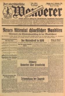 Der Oberschlesische Wanderer, 1934, Jg. 107, Nr. 204