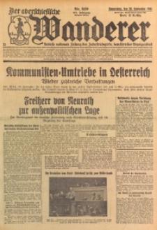 Der Oberschlesische Wanderer, 1934, Jg. 107, Nr. 219