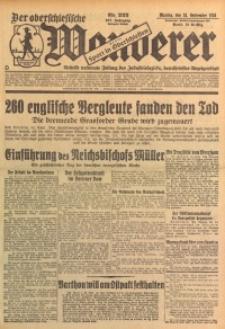 Der Oberschlesische Wanderer, 1934, Jg. 107, Nr. 222