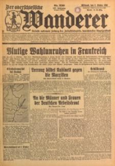 Der Oberschlesische Wanderer, 1934, Jg. 107, Nr. 230