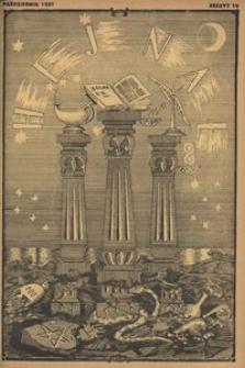 Hejnał, 1931, R. 3, z. 10