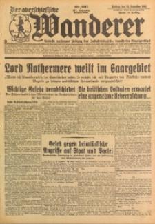 Der Oberschlesische Wanderer, 1934, Jg. 107, Nr. 291