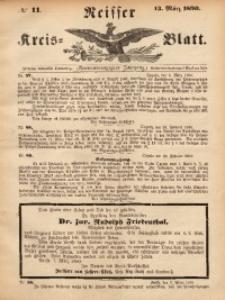 Neisser Kreis-Blatt, 1890, Jg. 49, nr11