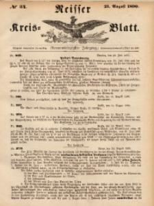 Neisser Kreis-Blatt, 1890, Jg. 49, nr34