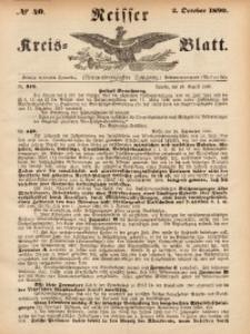 Neisser Kreis-Blatt, 1890, Jg. 49, nr40