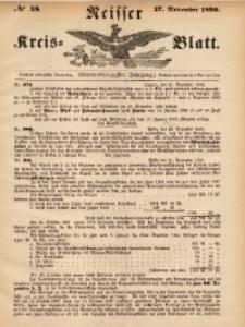 Neisser Kreis-Blatt, 1890, Jg. 49, nr48