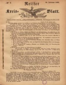 Neisser Kreis-Blatt, 1893, Jg. 52, nr7