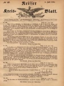 Neisser Kreis-Blatt, 1893, Jg. 52, nr27