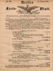 Neisser Kreis-Blatt, 1893, Jg. 52, nr34