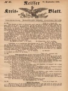 Neisser Kreis-Blatt, 1893, Jg. 52, nr37