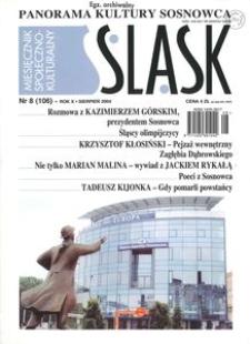 Śląsk, 2004, R. 10, nr 8