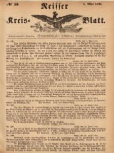 Neisser Kreis-Blatt, 1894, Jg. 53, nr18