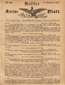 Neisser Kreis-Blatt, 1894, Jg. 53, nr46