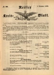 Neisser Kreis-Blatt, 1899, Jg. 58, nr40