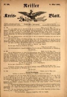 Neisser Kreis-Blatt, 1901, Jg. 60, nr19