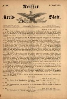 Neisser Kreis-Blatt, 1901, Jg. 60, nr23