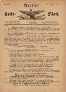 Neisser Kreis-Blatt, 1912, Jg. 71, nr12