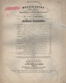 """Sammlung der besten Meisterwerke des 16, 17 und 18ten Jahrhunderts für 4 bis 8 Singstimmen (Gemischten Chor). No. 17, Psalm 50 """"Miserere mei Deus"""""""