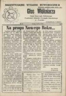 Głos Włókniarza : organ Samorządu Robotniczego Prudnickich Zakładów Przemysłu Bawełnianego w Prudniku. R. 1, nr 11.