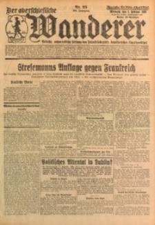 Der Oberschlesische Wanderer, 1928, Jg. 100, Nr. 25