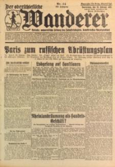 Der Oberschlesische Wanderer, 1928, Jg. 100, Nr. 44