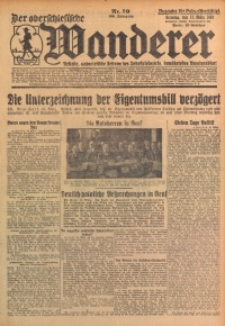 Der Oberschlesische Wanderer, 1928, Jg. 100, Nr. 59