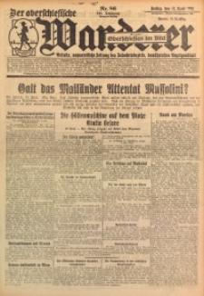 Der Oberschlesische Wanderer, 1928, Jg. 101, Nr. 86