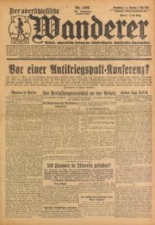 Der Oberschlesische Wanderer, 1928, Jg. 101, Nr. 105