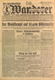 Der Oberschlesische Wanderer, 1928, Jg. 101, Nr. 115