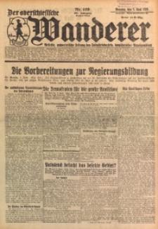 Der Oberschlesische Wanderer, 1928, Jg. 101, Nr. 129