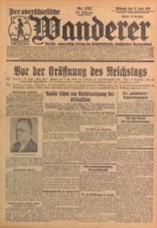 Der Oberschlesische Wanderer, 1928, Jg. 101, Nr. 135