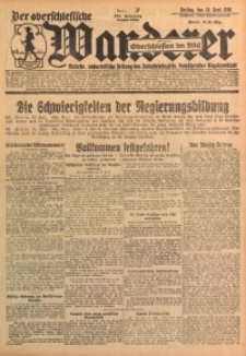 Der Oberschlesische Wanderer, 1928, Jg. 101, Nr. 137