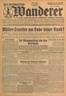 Der Oberschlesische Wanderer, 1928, Jg. 101, Nr. 148