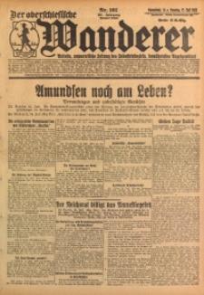 Der Oberschlesische Wanderer, 1928, Jg. 101, Nr. 161