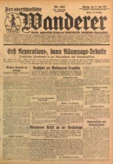 Der Oberschlesische Wanderer, 1928, Jg. 101, Nr. 163