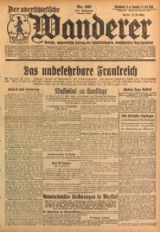 Der Oberschlesische Wanderer, 1928, Jg. 101, Nr. 167