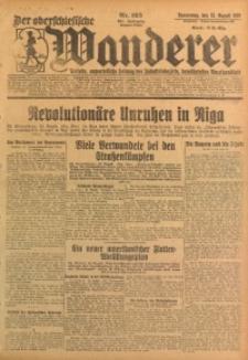 Der Oberschlesische Wanderer, 1928, Jg. 101, Nr. 195