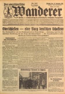 Der Oberschlesische Wanderer, 1928, Jg. 101, Nr. 217