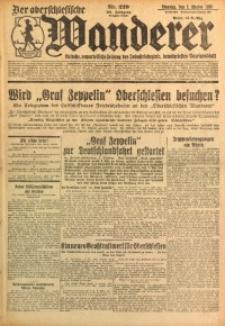 Der Oberschlesische Wanderer, 1928, Jg. 101, Nr. 229