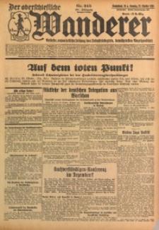 Der Oberschlesische Wanderer, 1928, Jg. 101, Nr. 245