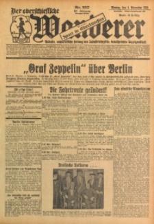 Der Oberschlesische Wanderer, 1928, Jg. 101, Nr. 257