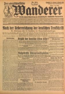 Der Oberschlesische Wanderer, 1928, Jg. 101, Nr. 274