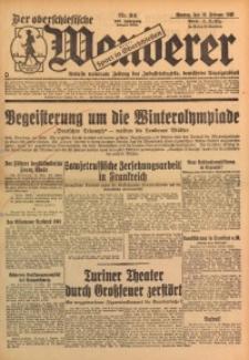 Der Oberschlesische Wanderer, 1936, Jg. 108, Nr. 34