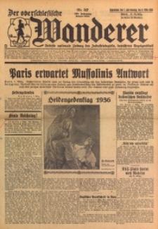 Der Oberschlesische Wanderer, 1936, Jg. 108, Nr. 57