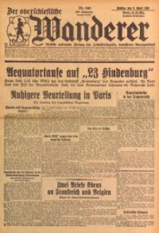Der Oberschlesische Wanderer, 1936, Jg. 109, Nr. 80