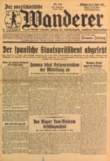 Der Oberschlesische Wanderer, 1936, Jg. 109, Nr. 84