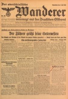 Der Oberschlesische Wanderer, 1936, Jg. 109, Nr. 182