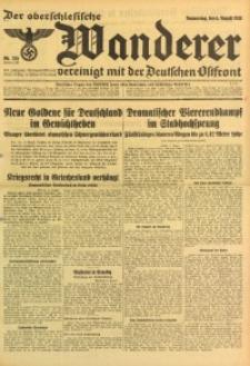 Der Oberschlesische Wanderer, 1936, Jg. 109, Nr. 215