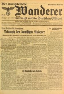 Der Oberschlesische Wanderer, 1936, Jg. 109, Nr. 224